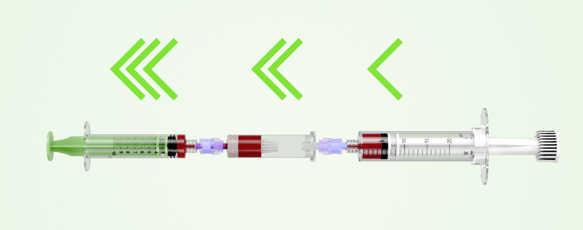 filtraggio marrow-stem oriz